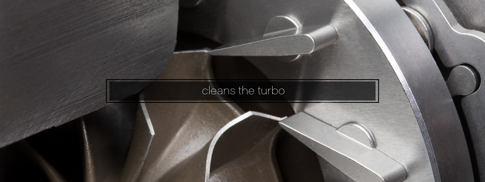 Cleans The Turbo